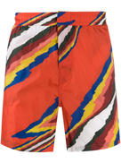 Missoni Mare graphic printed swimshorts