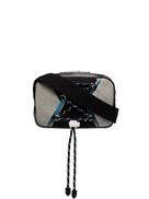 Givenchy Bond panelled lace-up belt bag