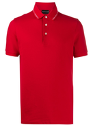 Emporio Armani short sleeved polo shirt