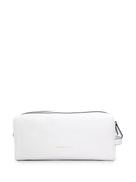 Common Projects embossed logo wash bag