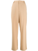 Vince high-rise tailored trousers