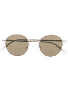 Mykita x Maison Margiela نظارة شمسية دائرية