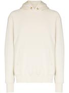 Les Tien pouch-pocket cotton hoodie