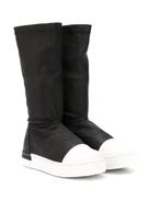Cinzia Araia Kids أحذية متباينة من الأمام