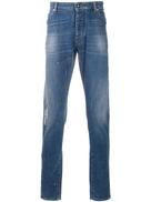 Emporio Armani mid-rise straight jeans