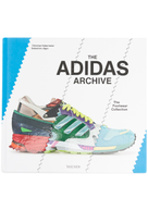 TASCHEN أرشيف Adidas: The Footwear Collection