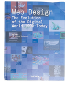 TASCHEN Web Design: The Evolution of the Digital World 1990-Today