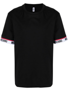 Moschino logo trim T-shirt