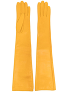 Manokhi long slip-on gloves