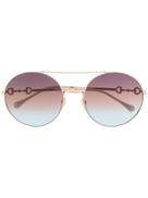 جوتشي نظارات غوتشي للنظارات الشمسية متدرجة الإطار