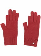 Rick Owens touch-screen cashmere-knit gloves