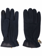 Timberland drawstring-fastening gloves
