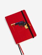 Seletti wears TOILETPAPER Revolver notebook 15cm x 10.5cm