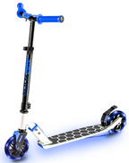 Yvolution Neon Flash Scooter Blue