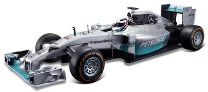 Xbox 360 Maisto 1 14 Mercedes Benz Formula One F1 W05 Hybrid
