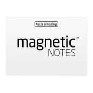 Magnetic Notes Small White