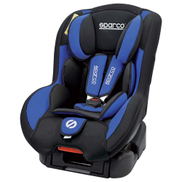 Sparco F500k Group 0 1 Carseat - Blue