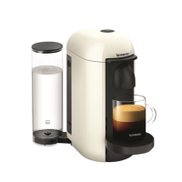 NESPRESSO Vertuo Plus White Coffee Machine