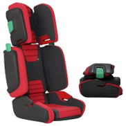 Mifold Hifold The Fit And Fold Booster Racing Red