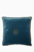 Out of stock Teal Velvet Venezia Cushion