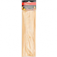 Bar-Be-Quick Bamboo Wood Skewers 100 Pieces