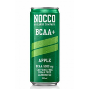 Nocco Bcaa Apple Energy Drink Caffeine Free - 330 ml