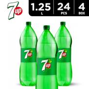 7up Bottle 24 x 1.25 L