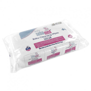 Sebamed Extra Soft Baby Cleansing Wipes 72 pieces