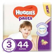 Huggies Pants Stage 3 6-11 Kg 44 Pieces