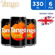 Tango Orange Softdrinks 6 x 330 ml