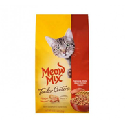Meow Mix Tender Centers Salmon & Chicken Cats Food 1.36 kg