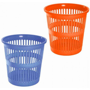 Every Day Basket Assorted Colors- 2 Pieces Set