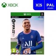 FIFA 22 Standard Edition for Xbox Series XS - PAL Arabic