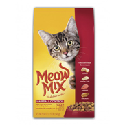 Meow Mix Hairball Control Cats Food 1.43 kg