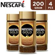 Nescafe Gold 4 x 200 g