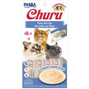 Inaba Churu Tuna Recipe Cat Treat With Added Vitamin 56 g