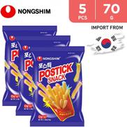 Nongshim Postick Snack 5 x 70 g