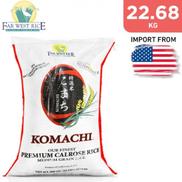 Farwest Komachi Premium Rice 22.68 kg