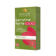 Biocyte Keratine Forte Food Supplement For Hair 40 Caps 1000mg