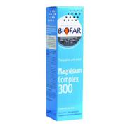 Biofar Effervescent Tri-Activ Relaxation Anti - Stress Magnesium Complex 300