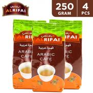 Al Rifai Arabic Coffee With Cardamom 4 x 250 g