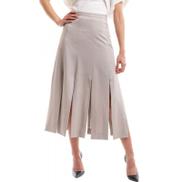 TheLoft x VintageBaza XVI: Chopped Skirt Beige
