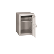 Eagle Compact Size Fire Resistant Safe White