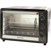 Sharp EO-60K-3 Microwave Oven with Grill and Rotisserie, 60L, 2000W