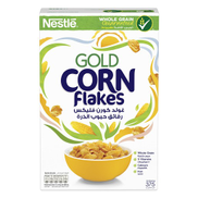 Nestle Gold Corn Flakes Breakfast Cereal 375g