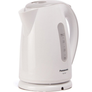 Panasonic NC-GK1WTZ Electric Kettle, 1.7L, 1850W