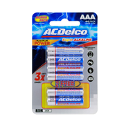 AC Delco Super Alkaline Battery AAA 1.5V 6pcs