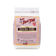Bob's Red Mill Bobs Red Mill Pure Baking Soda Gluten Free 453g