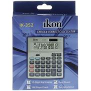 Ikon Check & Correct Calculator IK352