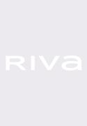 Riva Black Soft Crinkle Top - BLACK